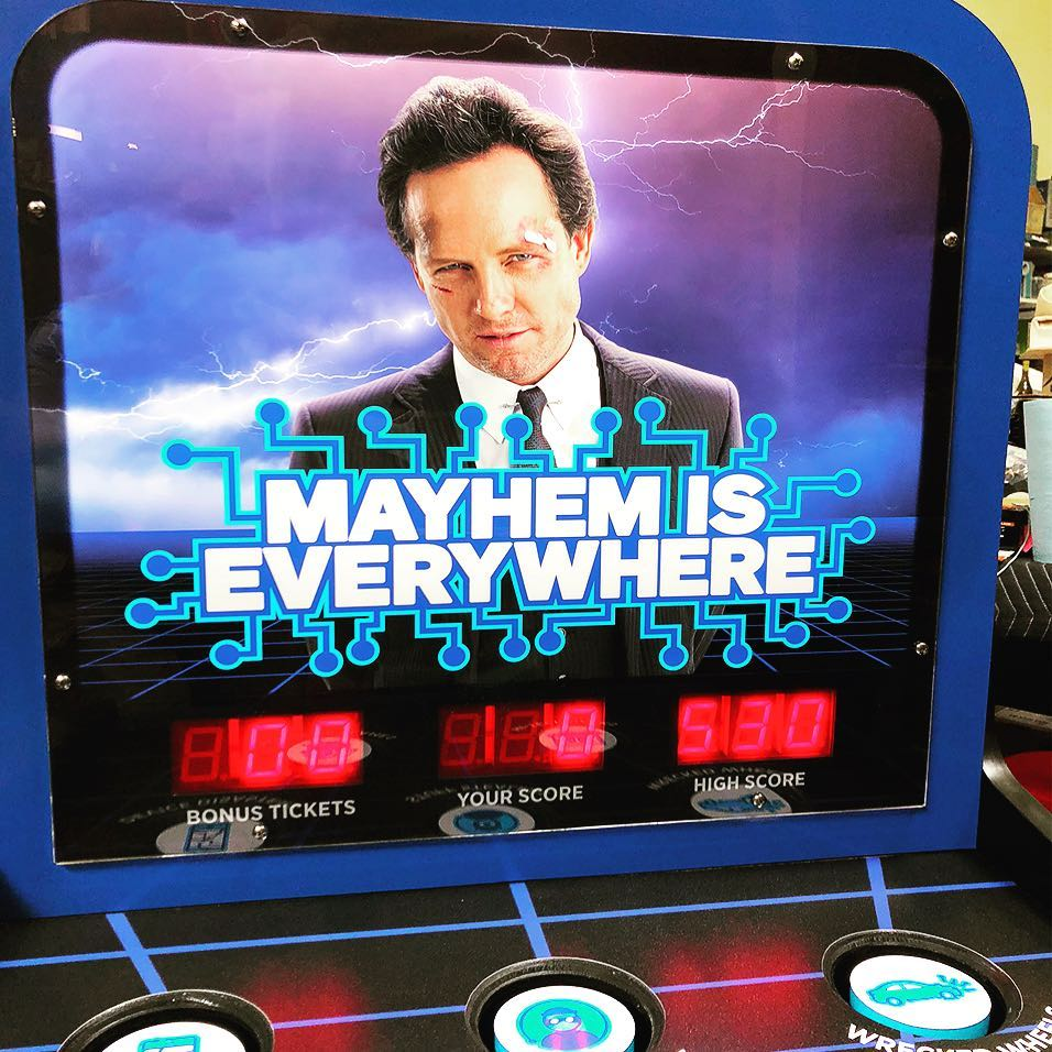 Mayhem Is Everywhere Game