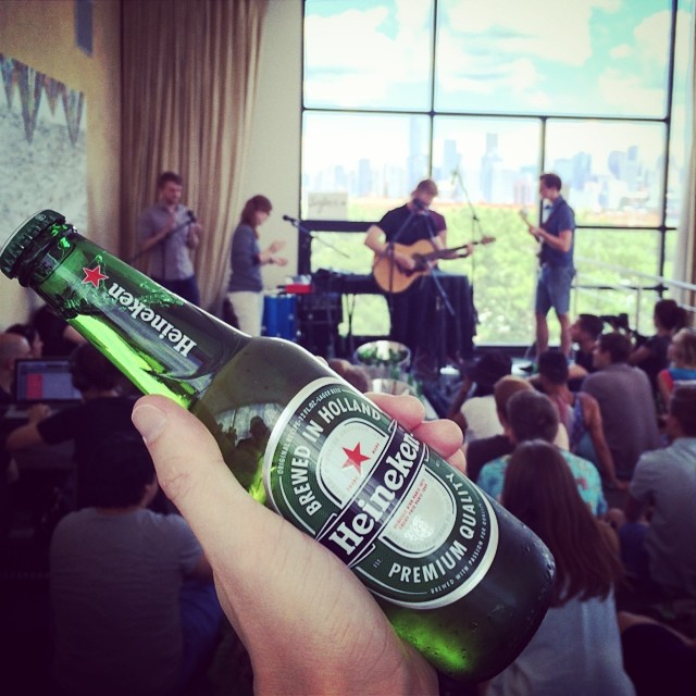 Heineken: Sofar Sounds