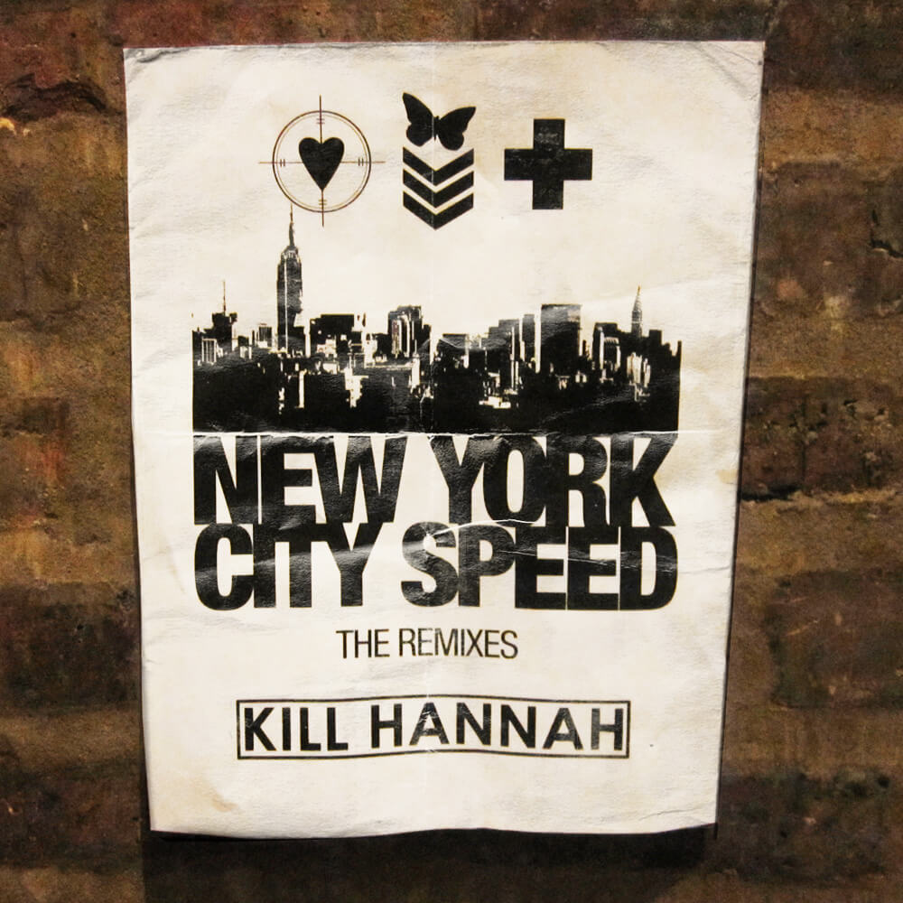 Kill Hannah Album Art