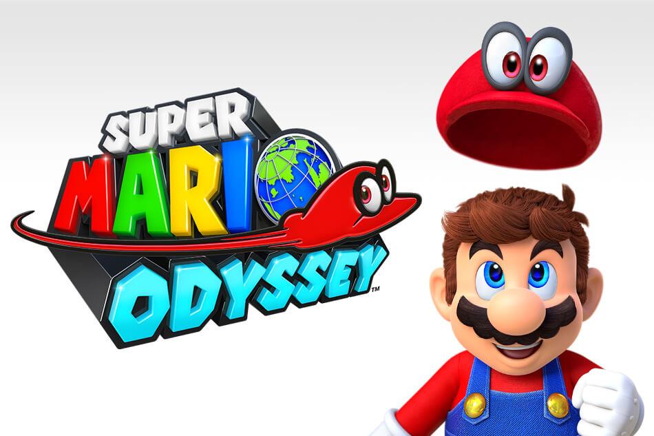 Super Mario Odyssey AR