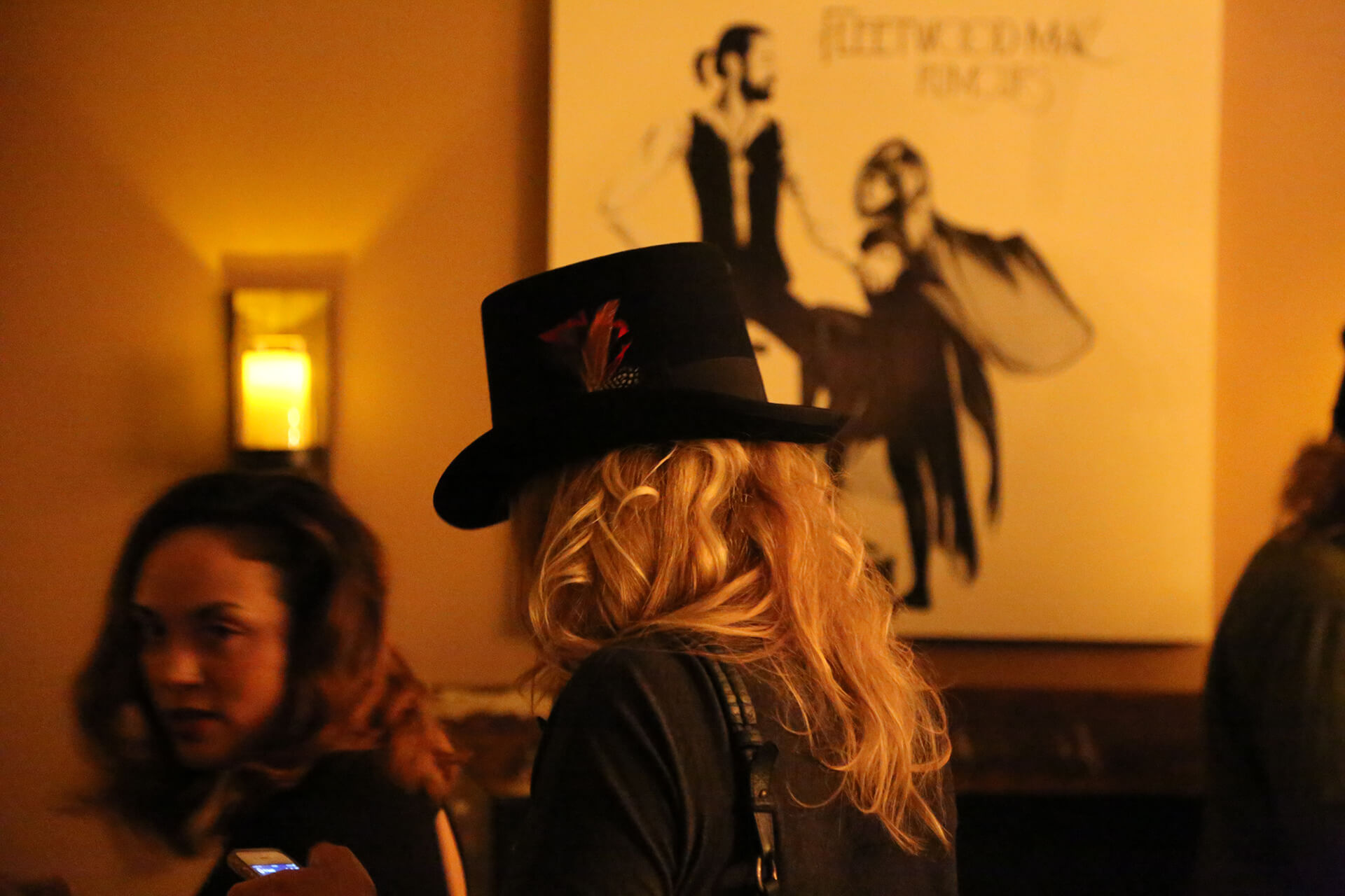 Rhiannon Pop-Up Bar - Top Hat
