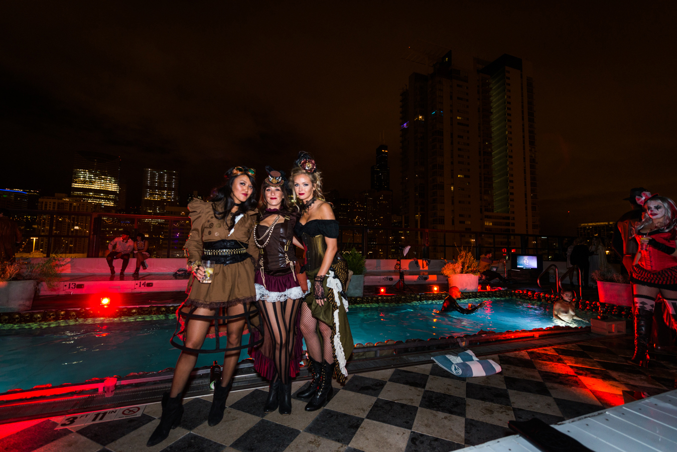 Soho House Halloween - Ghosts of the White City