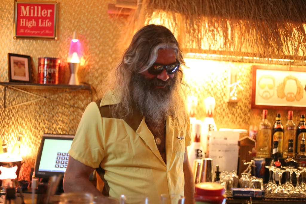 The Dude's Abode – The Dudetender