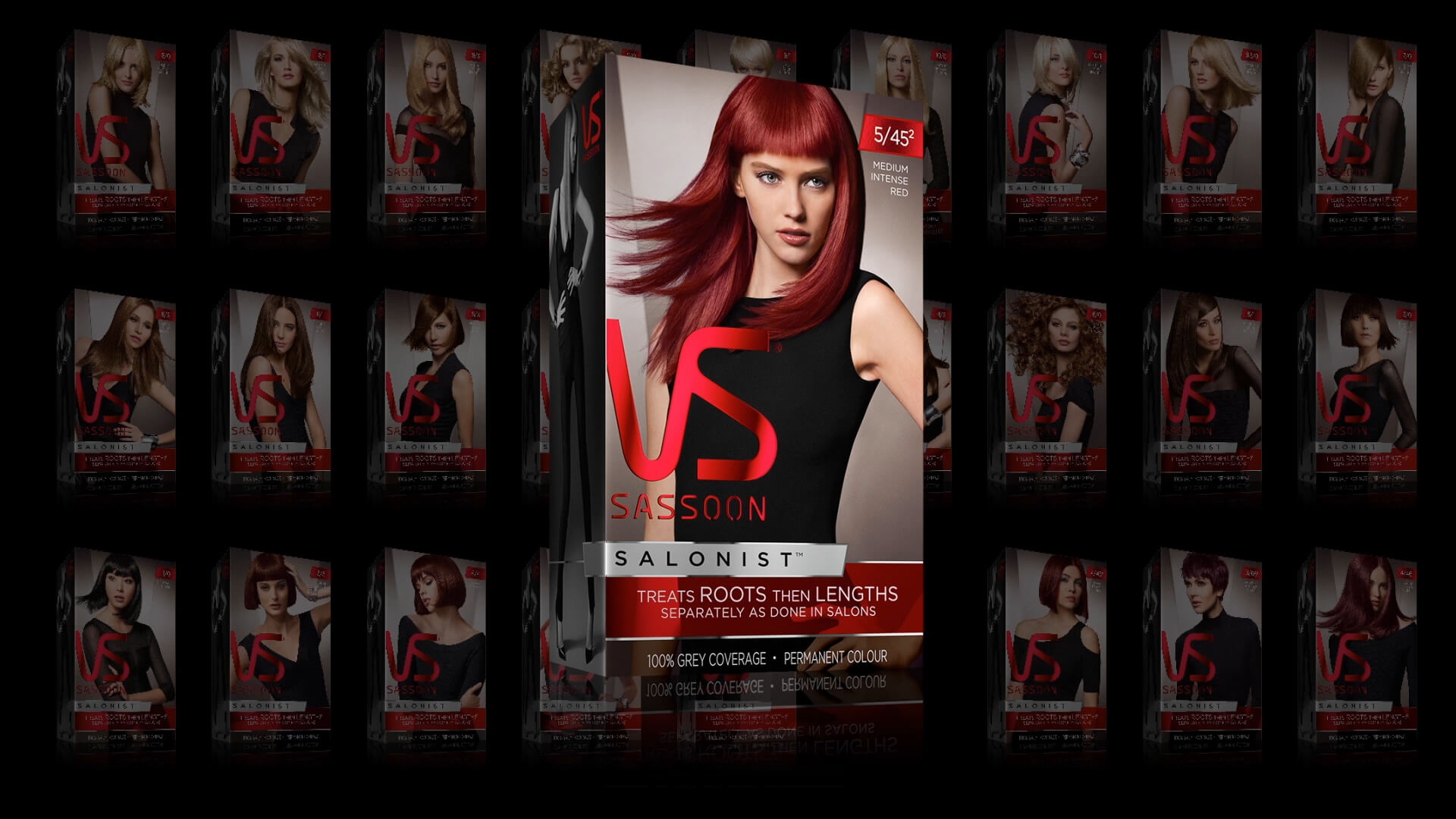 Vidal Sassoon Interactive How To