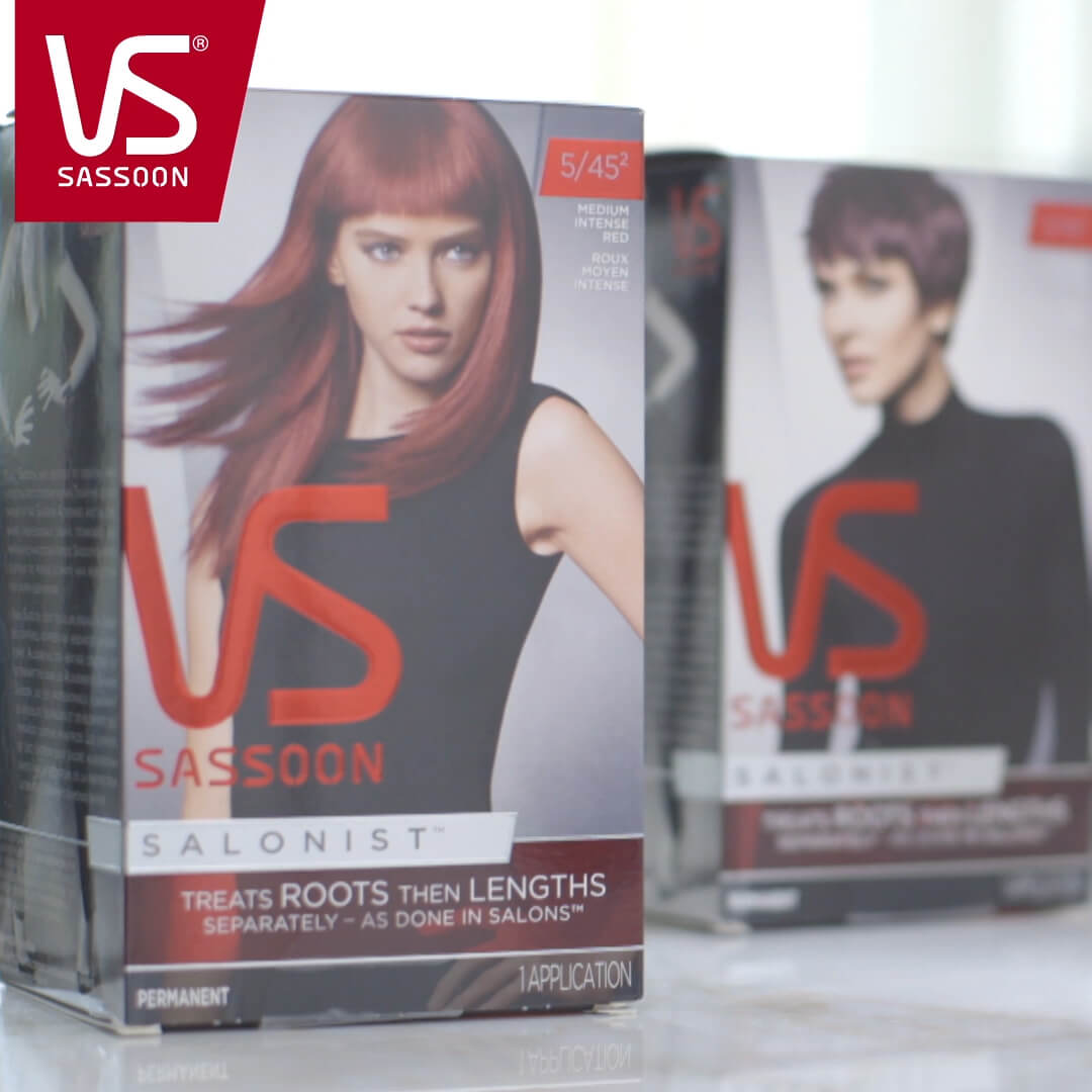Vidal Sassoon - Interactive How To